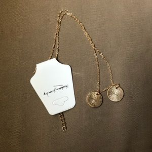 Jewelry - Hand Stamped Sign Language Necklace